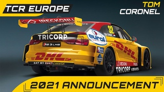 Tom Coronel adds European campaign: a double programme and all with Audi