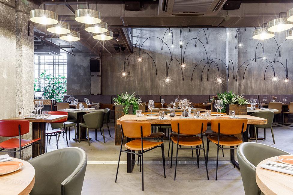 Владимир Анд: ресторан «Голый повар» в Краснодаре