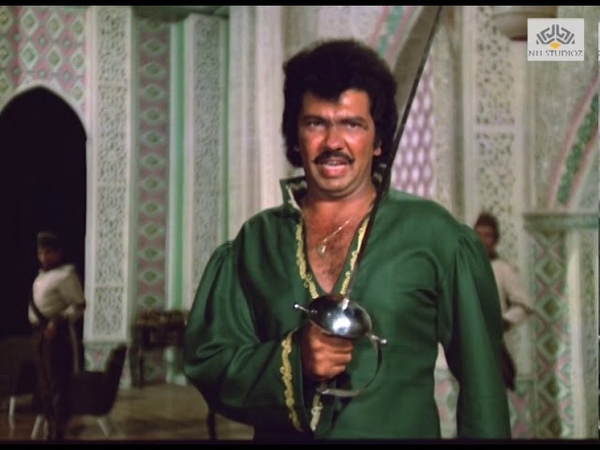 Navin Nischol Fight Scene From Zorro ज़ोरो Hindi Action Movie