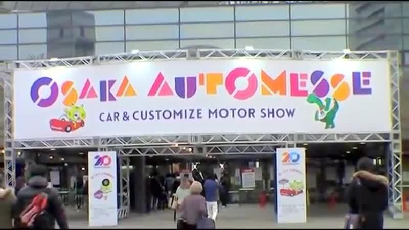 大阪オートメッセ2016 カスタムカーショー イベント Modified Cars Show Japan