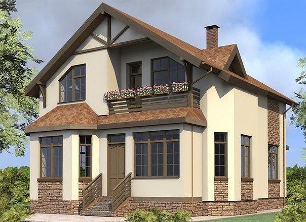 общая площадь размер дома ... 9x13 м.