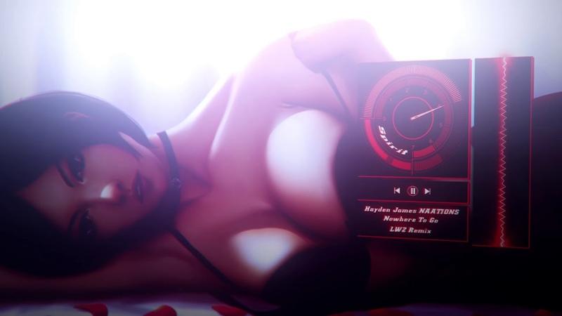 Hayden James NAATIONS - Nowhere To Go (LWZ Remix)