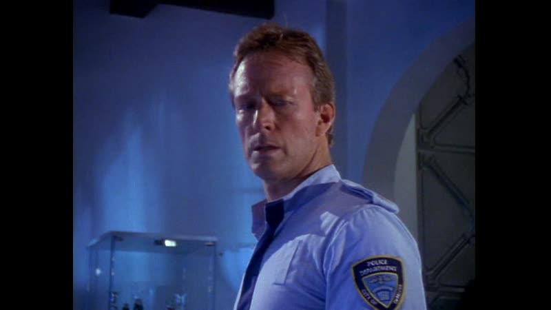 2 серия. Enforcer (Космический полицейский участок)