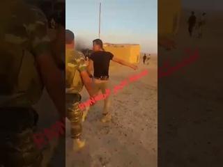 SYRIAN ARAB ARMY VS DAESH REMNANTS IN RAQQA DESERT 🇸🇾👊