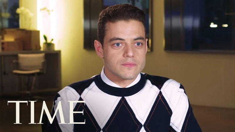 Rami Malek 'I Hope It's Not Just This Year That Diversity is a Touchstone' TIME