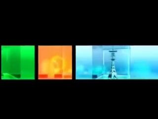 Рекламные заставки ОНТ (гербера) 2010-2015