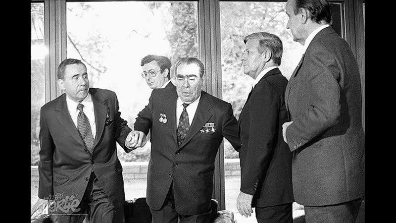 Анекдоты про Леонида Ильича Брежнева Запретные