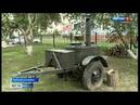 Отголоски битвы под Москвой в баграмовском «Музее обороны и тыла» новая экспозиция