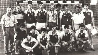 СКА Минск - Динамо Астрахань. Гандбол Чемпионат СССР 1990. Суперфинал