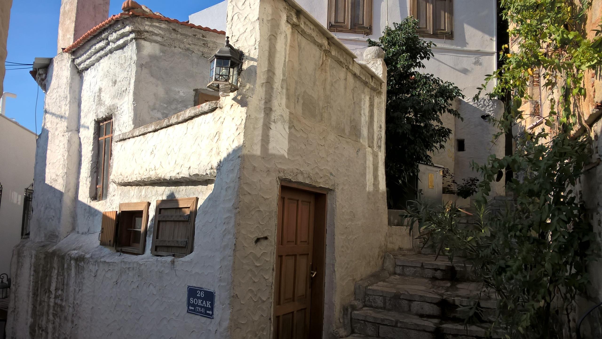 старинные аутентичные дома в Мармарисе