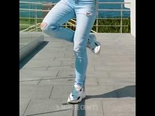 Интересные танцевальные движения