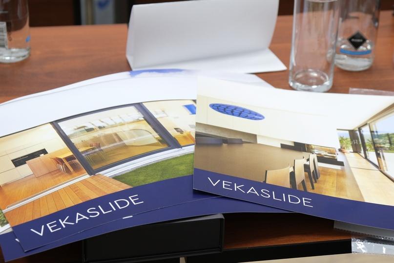 Специалисты VEKA представили архитекторам Томска серию новинок для индивидуального строительства, изображение №5