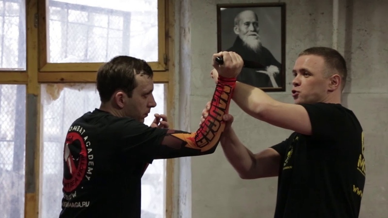 Крав Мага защита при атаках ножом Krav Maga defense aginst knive attack