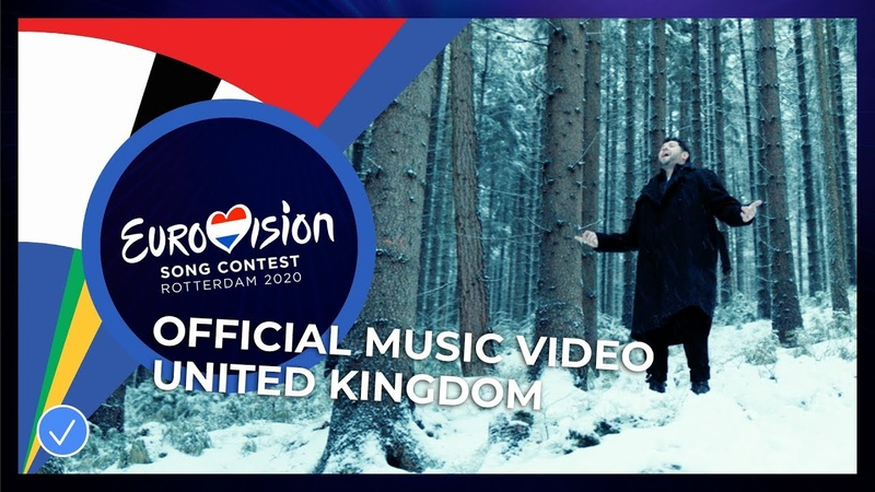 James Newman My Last Breath Official Music Video United Kingdom 🇬🇧 Eurovision 2020