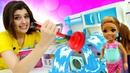 Челси одна дома. Видео истории Барби для девочек — Ох, уж эти куклы