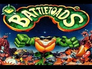 Прохождение Battletoads на Sega от Гоши и Витали