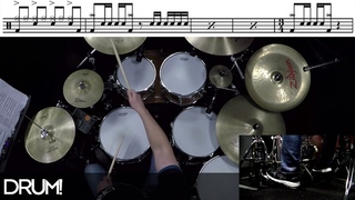 Groove Analysis: Lars Ulrich