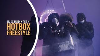 HarlemO Lil S x Jmash x TM x H1  Hotbox Freestyle []