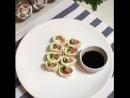 Роллы в тортилье   Больше рецептов в группе Кулинарные Рецепты