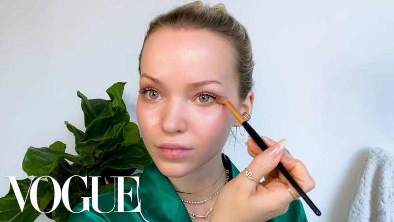 Совершенная Повседневная Косметическая Процедура Дав Кемерон Секреты красоты Vogue