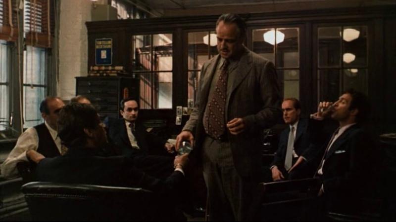Уроки управления от Дона Корлеоне Никогда не говори чужакам от том о чем думаешь