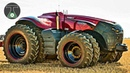 Powerful Agricultural Machines That are on NEXT LEVEL