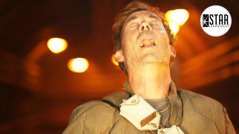 Нэш Уэллс становится Парией Флэш 6 Сезон 8 Серия The Flash 4K