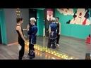 Формула счастья с чемпионкой Европы.Обучение навыкам боевого искусства и подготовка к туйшоу.