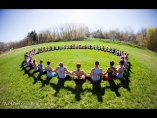 AcroYoga Teacher Training ♥ Massachussetts