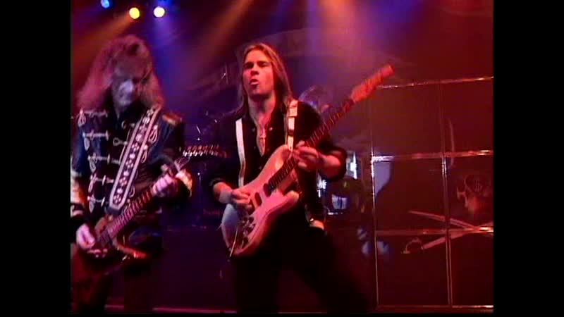 Running Wild - Welcome To Hell (Live at the Halle Gartlage in Osnabrück, Germany. 2002)Замена звуковой дорожки с Live CD диска.