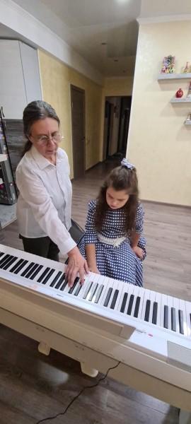 Классика и современность урок музыки в Москве