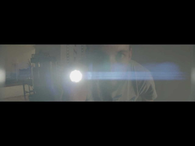 Anamorphic Lens - Flare test (I-Vision lenses in PL mount. 35, 50, 75, 100mm)