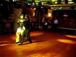 Ozhan y Serkan (Turkey) Tango Show in Moscow