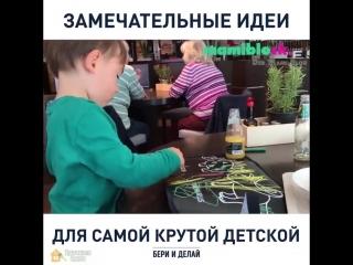 Замечательные идеи для самой крутой детской