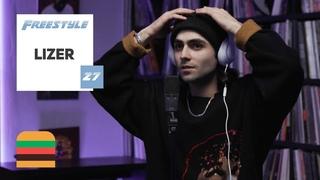 FFM Freestyle: LIZER | Фристайл под биты Trippie Redd, Eminem, Рыночные Отношения, Чёрная Экономика