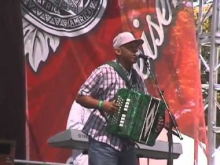 Lil' Pookie & The Zydeco Sensations  2011 Simi Valley Cajun & Blues Music Fest