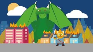 Кейс-чемпионат «Битва с драконом»