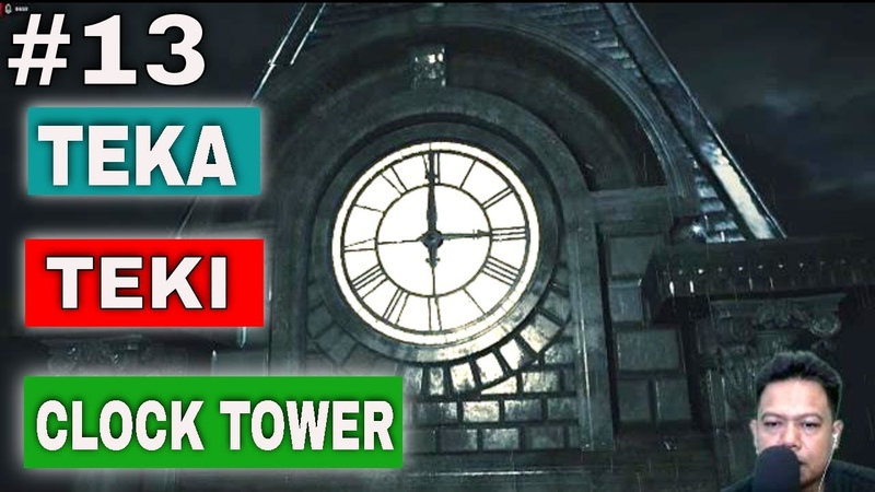 Resident Evil 2 Indonesia Leon 13 Menyelesaikan Teka Teki Clock Tower