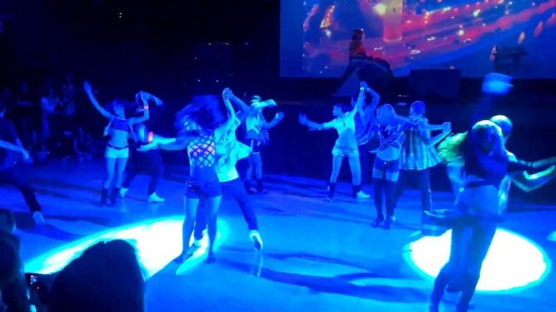 Brazuka Dance Festival 2017 Gala Party Show Swalla Brazuka Dance Crew