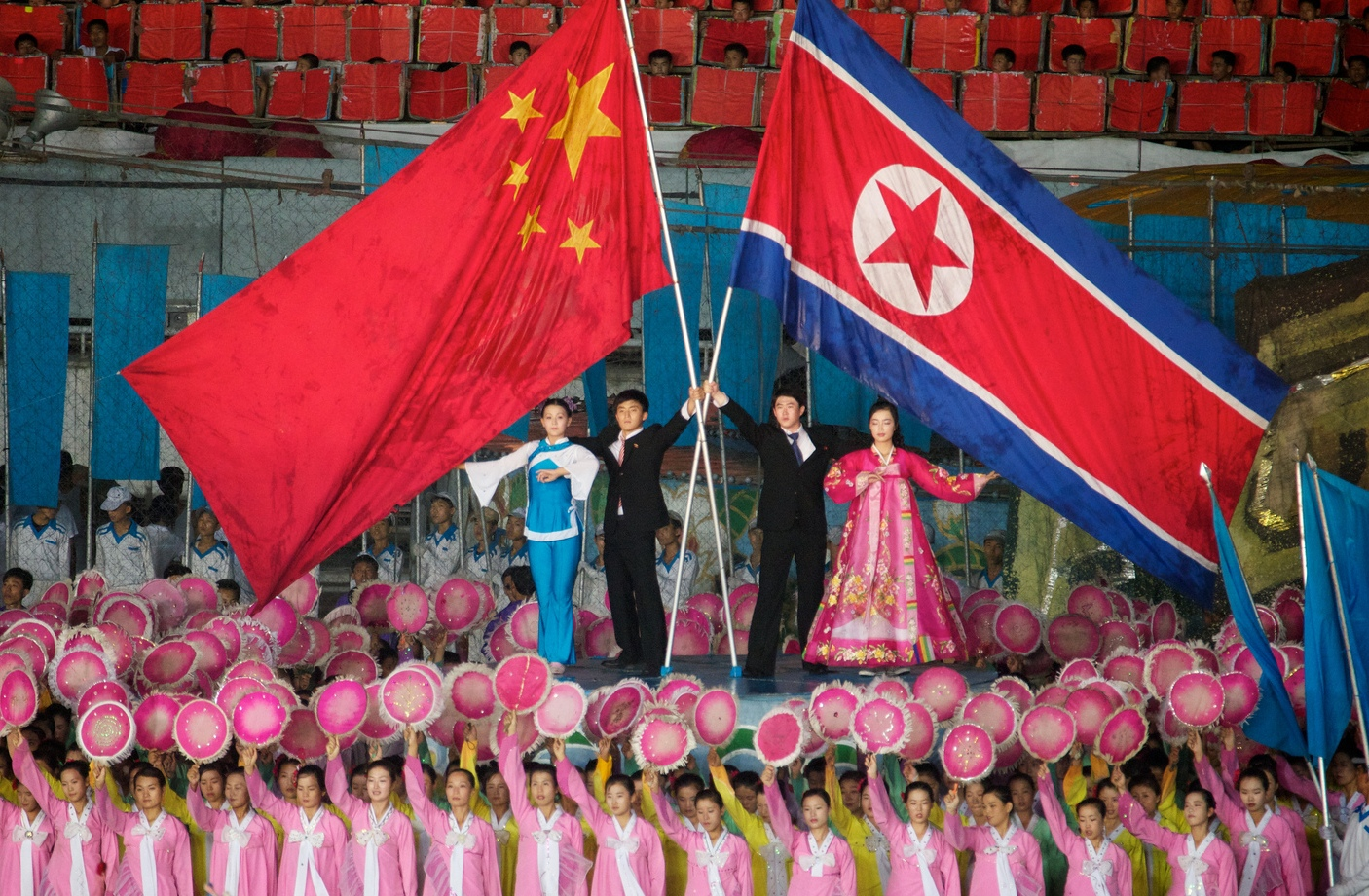 Соблюдает ли КНР санкционный режим в отношении КНДР?