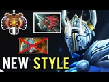 NEW STYLE This Is How Top 1 MMR Sven Hurricane Pike Build by Arteezy WTF Dota 2