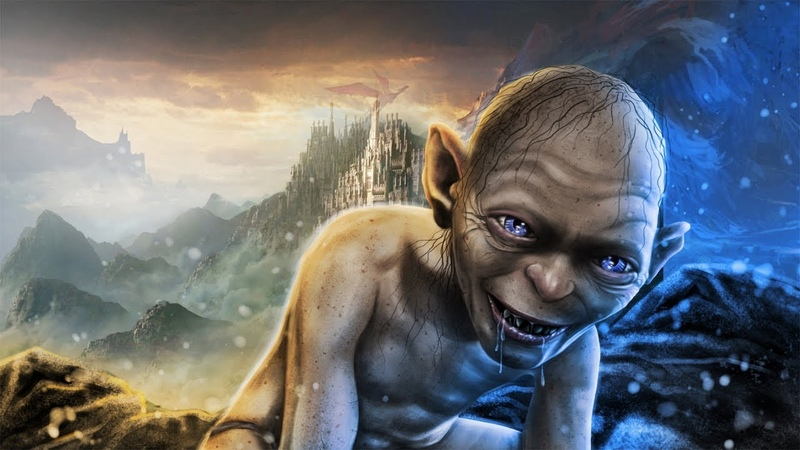 The Lord of the Rings Gollum Трейлер игры 2021
