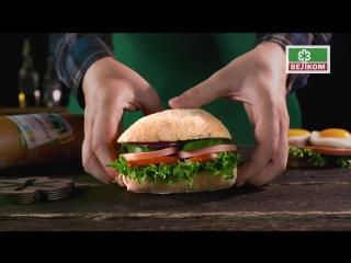 Велком - вершина качества. Рекламный ролик Докторская 2018.