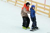 Доступна запись на персональные тренировки по сноуборду на субботу и воскресенье (Евгений, Роман)