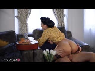 красивое нежное порно с Jennifer Mendez, минет кунилингус нежный секс лицо в сперме