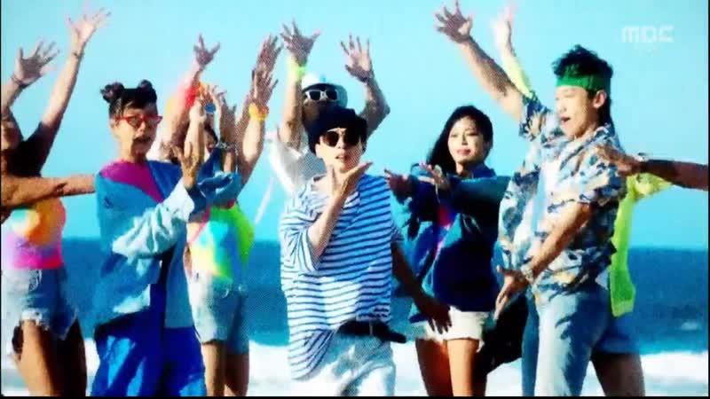 200725 MBC音乐中心 SSAK3《在夏天里》《再次来到这海边》