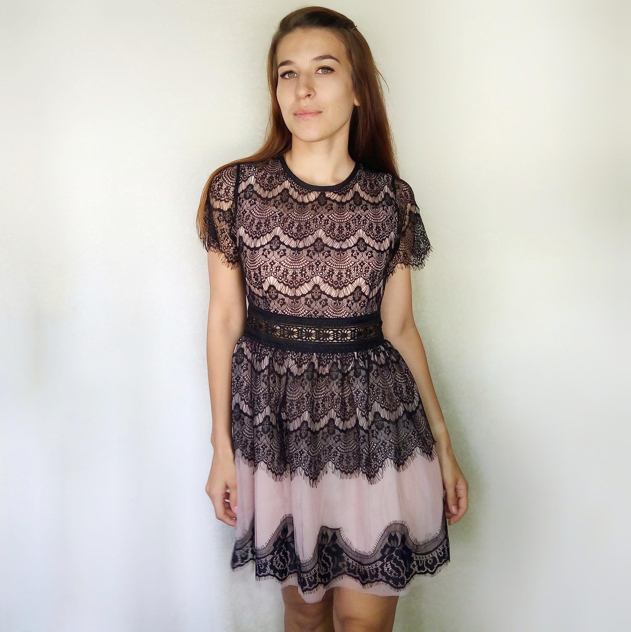 Красивое и удобное платье