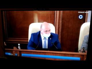 - Принятие Депутатами Севастопольского Законодательного Собрания Закона о тишине и покое