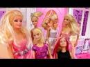 Barbie kuaför oyunları. Oyuncak kuaför setiyle oynuyoruz. Saç kesimi oyunu