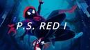 【MAD】P S RED I 【Spider Man Into the Spider Verse】【ネタバレ注意】 スパイダーマン:スパイダー 124